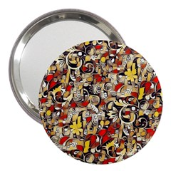 My Fantasy World 38 3  Handbag Mirrors