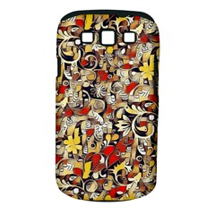 My Fantasy World 38 Samsung Galaxy S III Classic Hardshell Case (PC+Silicone)