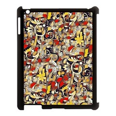 My Fantasy World 38 Apple iPad 3/4 Case (Black)