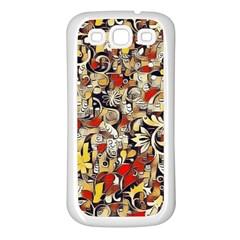 My Fantasy World 38 Samsung Galaxy S3 Back Case (White)