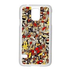 My Fantasy World 38 Samsung Galaxy S5 Case (White)