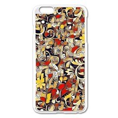 My Fantasy World 38 Apple iPhone 6 Plus/6S Plus Enamel White Case