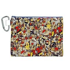 My Fantasy World 38 Canvas Cosmetic Bag (XL)