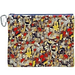 My Fantasy World 38 Canvas Cosmetic Bag (XXXL)