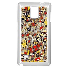 My Fantasy World 38 Samsung Galaxy Note 4 Case (White)