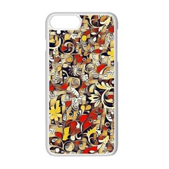 My Fantasy World 38 Apple iPhone 7 Plus White Seamless Case