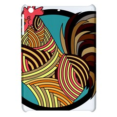 Rooster Poultry Animal Farm Apple Ipad Mini Hardshell Case