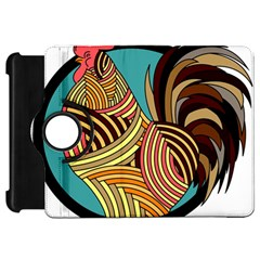 Rooster Poultry Animal Farm Kindle Fire Hd 7