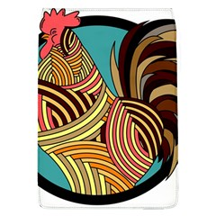 Rooster Poultry Animal Farm Flap Covers (l)