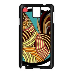Rooster Poultry Animal Farm Samsung Galaxy Note 3 N9005 Case (black)