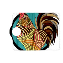 Rooster Poultry Animal Farm Kindle Fire Hd (2013) Flip 360 Case