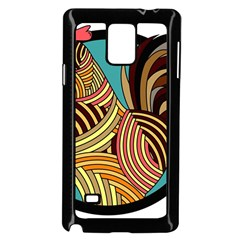 Rooster Poultry Animal Farm Samsung Galaxy Note 4 Case (black)