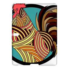 Rooster Poultry Animal Farm Samsung Galaxy Tab S (10 5 ) Hardshell Case