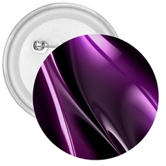 Purple Fractal Mathematics Abstract 3  Buttons
