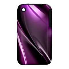 Purple Fractal Mathematics Abstract Iphone 3s/3gs