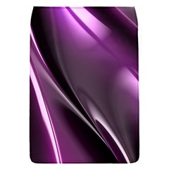 Purple Fractal Mathematics Abstract Flap Covers (s)