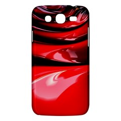 Red Fractal Mathematics Abstract Samsung Galaxy Mega 5 8 I9152 Hardshell Case