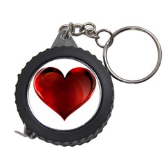 Heart Gradient Abstract Measuring Tapes