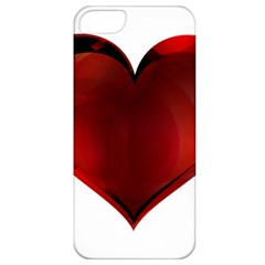 Heart Gradient Abstract Apple Iphone 5 Classic Hardshell Case