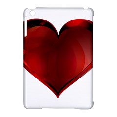 Heart Gradient Abstract Apple Ipad Mini Hardshell Case (compatible With Smart Cover)