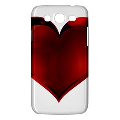 Heart Gradient Abstract Samsung Galaxy Mega 5 8 I9152 Hardshell Case