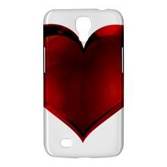 Heart Gradient Abstract Samsung Galaxy Mega 6 3  I9200 Hardshell Case