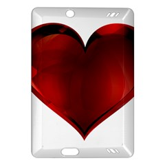 Heart Gradient Abstract Amazon Kindle Fire Hd (2013) Hardshell Case