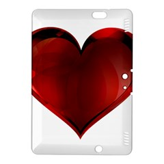 Heart Gradient Abstract Kindle Fire Hdx 8 9  Hardshell Case