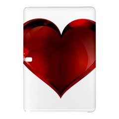 Heart Gradient Abstract Samsung Galaxy Tab Pro 12 2 Hardshell Case