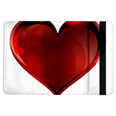 Heart Gradient Abstract Ipad Air Flip