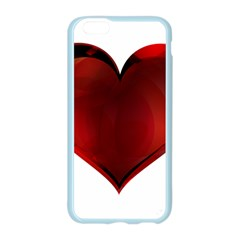 Heart Gradient Abstract Apple Seamless iPhone 6/6S Case (Color)