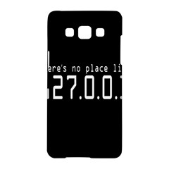 There s No Place Like Number Sign Samsung Galaxy A5 Hardshell Case