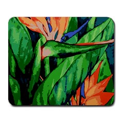 Flowers Art Beautiful Large Mousepads