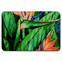 Flowers Art Beautiful Large Doormat