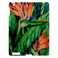 Flowers Art Beautiful Apple Ipad 3/4 Hardshell Case