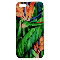 Flowers Art Beautiful Apple Iphone 5 Hardshell Case