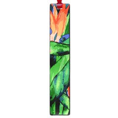 Flowers Art Beautiful Large Book Marks