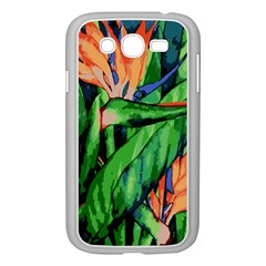 Flowers Art Beautiful Samsung Galaxy Grand Duos I9082 Case (white)