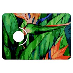 Flowers Art Beautiful Kindle Fire Hdx Flip 360 Case