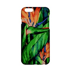 Flowers Art Beautiful Apple Iphone 6/6s Hardshell Case