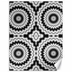 Pattern Tile Seamless Design Canvas 18  X 24
