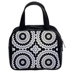 Pattern Tile Seamless Design Classic Handbags (2 Sides) Front
