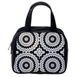 Pattern Tile Seamless Design Classic Handbags (2 Sides) Back