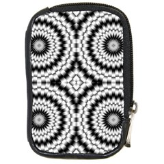 Pattern Tile Seamless Design Compact Camera Cases