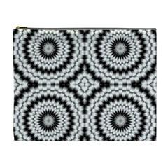 Pattern Tile Seamless Design Cosmetic Bag (xl)