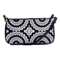Pattern Tile Seamless Design Shoulder Clutch Bags