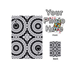 Pattern Tile Seamless Design Playing Cards 54 (mini)