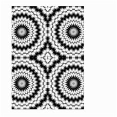 Pattern Tile Seamless Design Large Garden Flag (two Sides)
