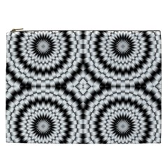 Pattern Tile Seamless Design Cosmetic Bag (XXL)