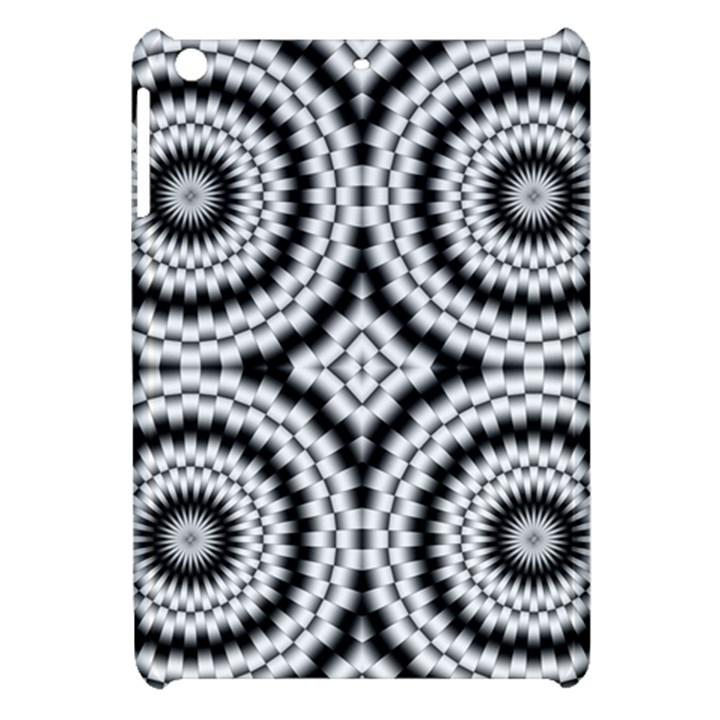 Pattern Tile Seamless Design Apple iPad Mini Hardshell Case